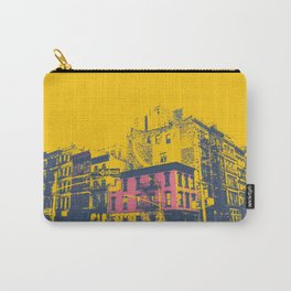 Tribeca, NYC. Corner of Church & White. Carry-All Pouch