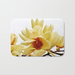 Butterfly Magnolia Bath Mat