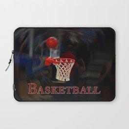 Basketball Laptop Sleeve