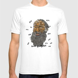 Dick Gregory T-shirt