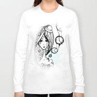 watch Long Sleeve T-shirts featuring watch by DanilaTrubarova