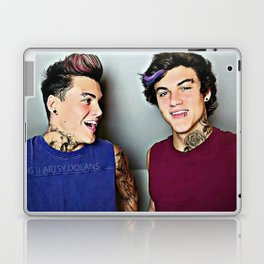 Ink Brothers Laptop & iPad Skin