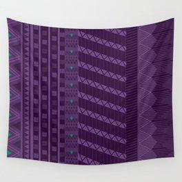 Purple Haze Wall Tapestry