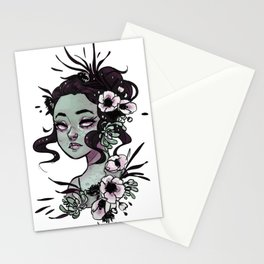 Obsidian Stationery Cards