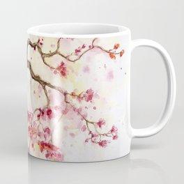 Cherry Tree Coffee Mug