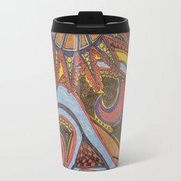 Amusement Cuckoo Travel Mug