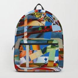 Michael (stripes 9) Backpack