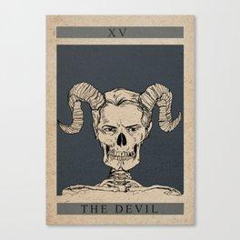 The Devil Leinwanddruck