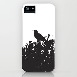Hedge Life iPhone Case