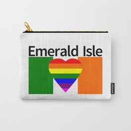 Ireland Gay Wedding Carry-All Pouch