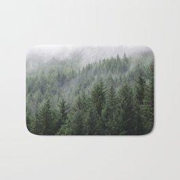 Fog Forest Bath Mat