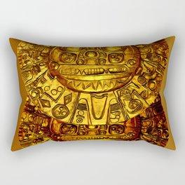 THE SUN GOD Rectangular Pillow