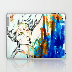 Tribal Beauty 4 Laptop & iPad Skin