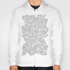 Abstraction Linear Inverted Hoody