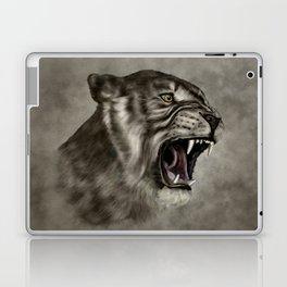Roaring Liger - Digital Art Laptop & iPad Skin