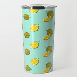 Durian II - Singapore Tropical Fruits Series Travel Mug