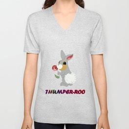 Thumper-Roo Unisex V-Neck