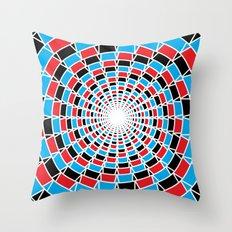 GodEye9 Throw Pillow