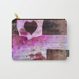 Love Fever Carry-All Pouch