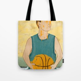Losing my love for basketball Tote Bag