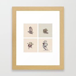 Fantasy Animal Series-1 Framed Art Print