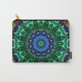 Mandala Confidence Carry-All Pouch