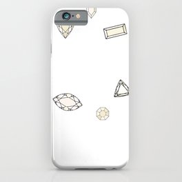 June Birthstone iPhone Case