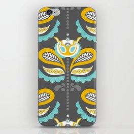 Birdsong Bloom iPhone Skin