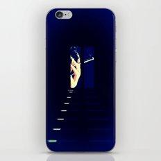 Behind Closed Doors iPhone & iPod Skin