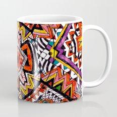 Tribal Abstract Mug