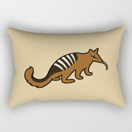 Cute Numbat Rectangular Pillow