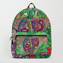 I Dig Skyview School Gardens! Backpack