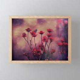 Pedestals Framed Mini Art Print