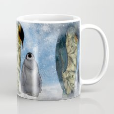 Emperor Penguins Coffee Mug