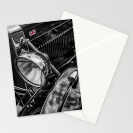 Classic Britsh MG Stationery Cards