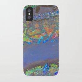 Max Iridescence iPhone Case