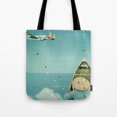 Air Communication Tote Bag
