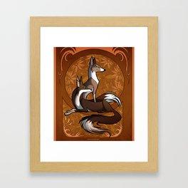 The Regal Ones Framed Art Print