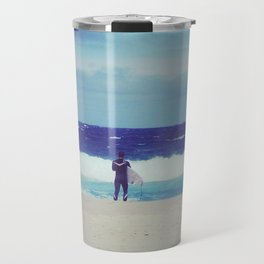 Feeling Blue // Bondi Beach Sydney Australia Travel Mug