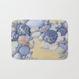 Beach Front I Bath Mat
