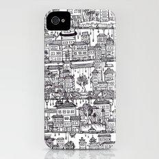 Box City  iPhone (4, 4s) Slim Case