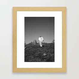 icharus Framed Art Print