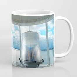 Souris Lighthouse View from the Top Coffee Mug
