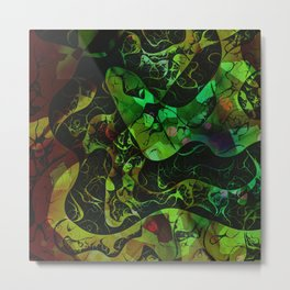 Abstract DM 03 Metal Print