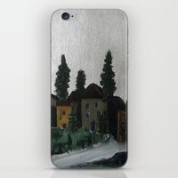 hamlet iPhone & iPod Skins featuring the hamlet by Maria Julia Bastias