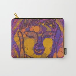 Become What You Think Carry-All Pouch
