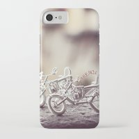 florence iPhone & iPod Cases featuring Florence by farsidian