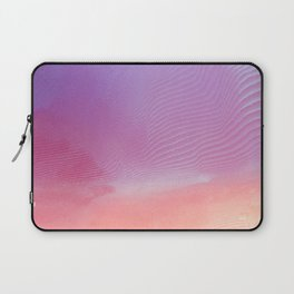 Glitched Landscapes Collection #7 Laptop Sleeve