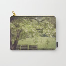 Hanging out in the Shade Carry-All Pouch