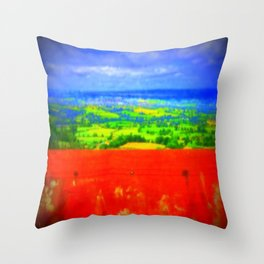 Severn View Throw Pillow